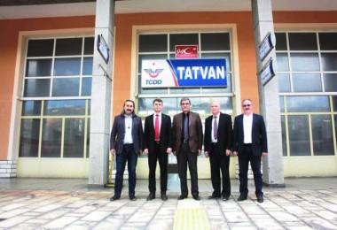 TATSO Yönetim Kurulu Üyesi Cengiz Şahin gelişmeleri TRT GAP Radyosu'nda değerlendi
