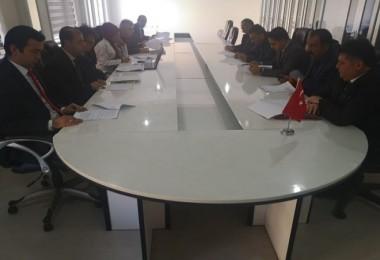 Hizan'da uyuşturucu ile mücadele toplantısı düzenlendi