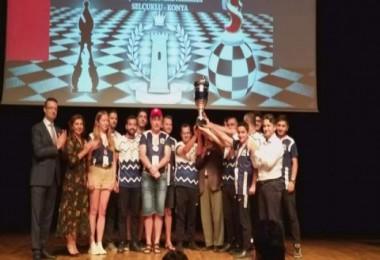 Tatvan Satranç Kulübü lig şampiyonu oldu