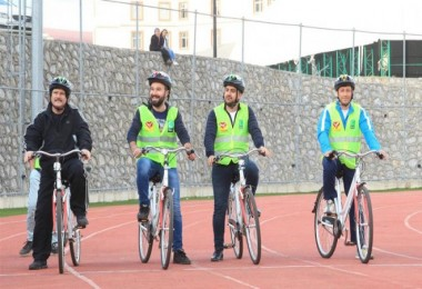 BEÜ'de Sağlık İçin Pedalla etkinliği düzenlendi