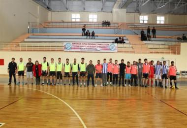 BEÜ voleybol turnuvası düzenledi