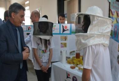 Tatvan Atatürk Mesleki ve Teknik Anadolu Lisesi tarafından 22 proje tanıtıldı