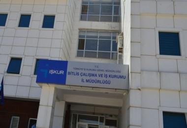 Bitlis'teki okullarda çalıştırılmak üzere 500 temizlik ve 205 güvenlik görevlisi alınacak