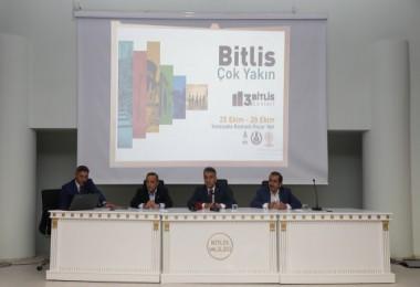 Bitlis Tanıtım Günleri İzmir'de yapılacak