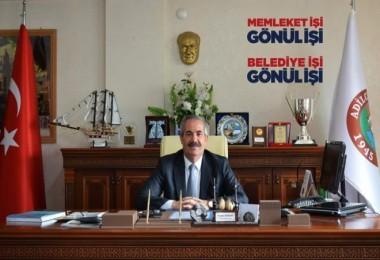Adilcevaz Belediye Başkanı Necati Gürsoy göreve başladı