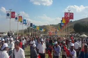 Cumhurbaşkanı Erdoğan Ahlat'ta - Bitlis Bülten