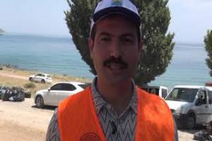 Van Gölü'nün Tatvan sahilinde çöp toplama kampanyası - Bitlis Bülten
