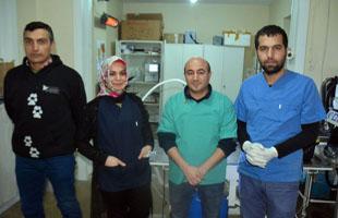 Tatvan'da teşekküllü hayvan hastanesi kuruldu