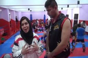 Tatvan'da düzenlenen Kick Boks ve Muay Thai kampına 4 ülkeden 65 sporcu katıldı
