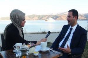 Tatvan Belediye Başkanı Mehmet Emin Geylani ile röportaj - Bitlis Bülten