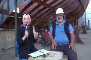 Muzaffer Usta adlı tekne 2020 yılında Van Gölü'ne indirilecek - Bitlis Bülten