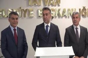 Bitlis Valisi Çağatay, Tatvan ilçesini ziyaret etti - Bitlis13haber