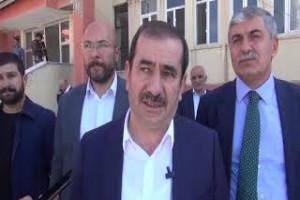 Cemal Taşar, Tatvan'da devam eden çalışmaları ve projeleri inceledi