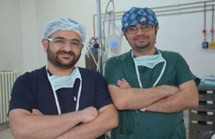 Bitlis'te ilk kez kapalı rahim ameliyatı gerçekleştirildi