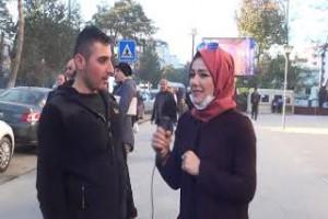 Lösemi Haftası dolayısıyla Tatvan'da röportaj - Bitlis Bülten