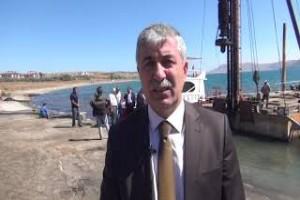 Tatvan'da 2 Yeni İskele Yapımına Başlandı
