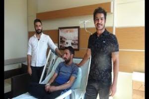 Laparoskopik pyeloplasti ameliyatı ile sağlığına kavuştu - Bitlis Bülten