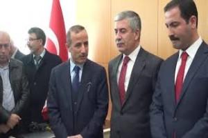 Tatvan Belediye Başkanı Mehmet Emin Geylani göreve başladı - Bitlis Bülten