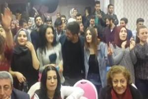 Grup İmera Bitlis'te konser verdi