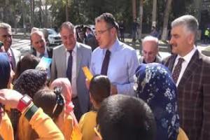 Tatvan'da Yaya Geçidi Nöbeti uygulaması - Bitlis Bülten