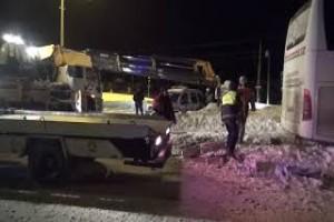 Tatvan'da meydana gelen trafik kazasında 5 kişi yaralandı - Bitlis13haber
