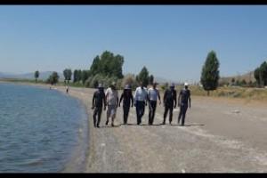 Van Gölü çevresinde 430 kilometre yürüyecekler - Bitlis Bülten