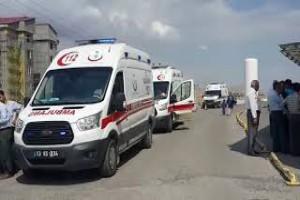 Trafik kazasında 10 kişi hayatını kaybetti - Bitlis Bülten