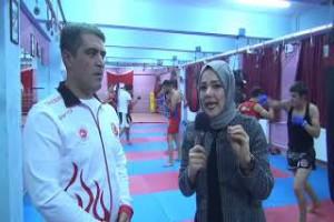 Bitlisli sporcuların Kick Boks Dünya Şampiyonası başarısı - Bitlis Bülten