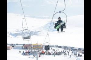 Kayakseverlere müjdeli bir haber - Bitlis Bülten