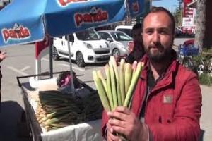Tatvan'da yayla muzu tezgahta yerini aldı - Bitlis Bülten