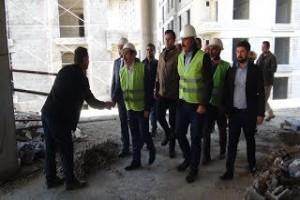 Tatvan'da anahtar teslimi yeni bir cami yapılıyor - Bitlis Bülten