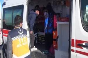 Tatvan'da trafik kazası 34 yaralı - Bitlis Bülten