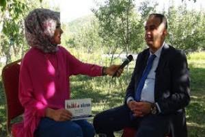 Mutki Belediye Başkanı Vahdettin Barlak ile röportaj - Bitlis Bülten