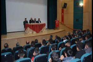 Bitlis Medeniyet Platformu ve Eğitime Destek Platformu Tatvan'da konferans düzenledi - Bitlis Bülten