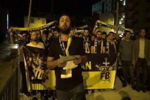 Tatvan Genç Fenerbahçeliler, Emine Bulut cinayetine tepki gösterdi - Bitlis Bülten